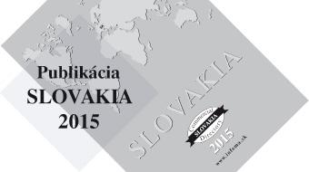 EXPORT SLOVAKIA 2015