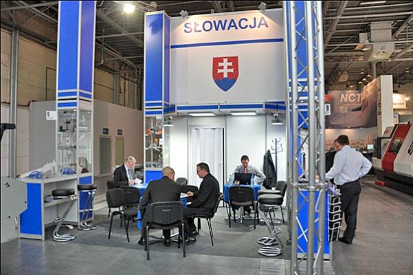 Oficiálny stánok MHSR v Poznani