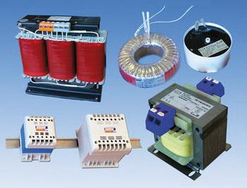 Jednofázové transformátory