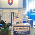 Oficiálny stánok MH SR, v ktorom vystavovalo šesť slovenských firiem