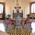 Mramorová sála v Bojnickom zámku